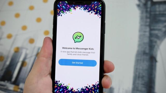 App de mensagens para crianças do Facebook poderá ser eliminado