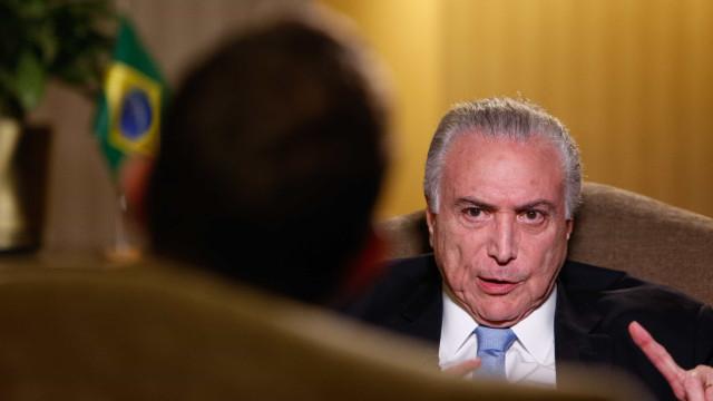 Temer vai questionar atuação de delegado de inquérito dos Portos à PGR