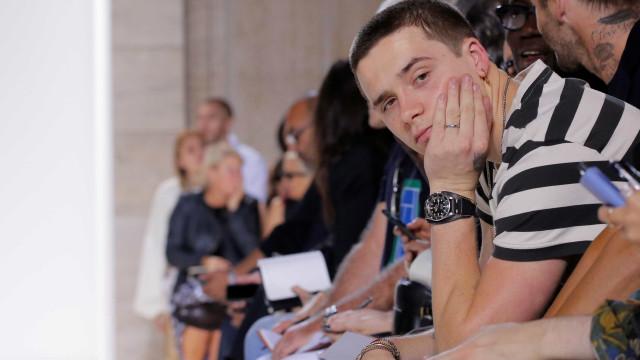 Moda: um lição de estilo com Brooklyn Beckham
