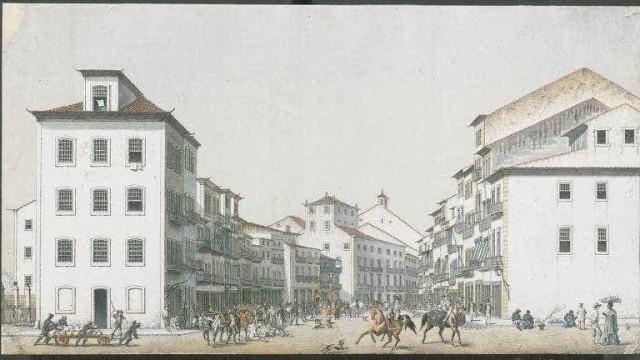 Biblioteca Nacional analisa mais 37 gravuras do Itaú Cultural