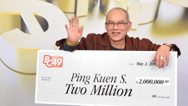 Homem se aposenta, faz aniversário e ganha na loteria na mesma data