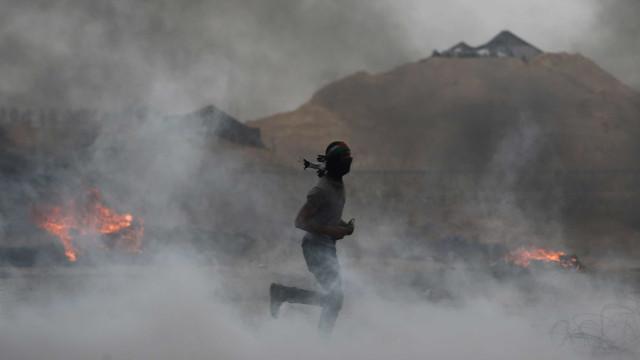 Explosão na faixa de Gaza mata seis pessoas ligadas ao Hamas