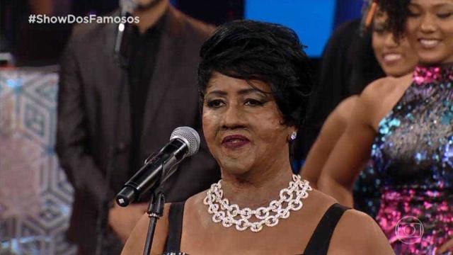Sandra de Sá faz buscas online por Aretha Franklin aumentarem 1.500%