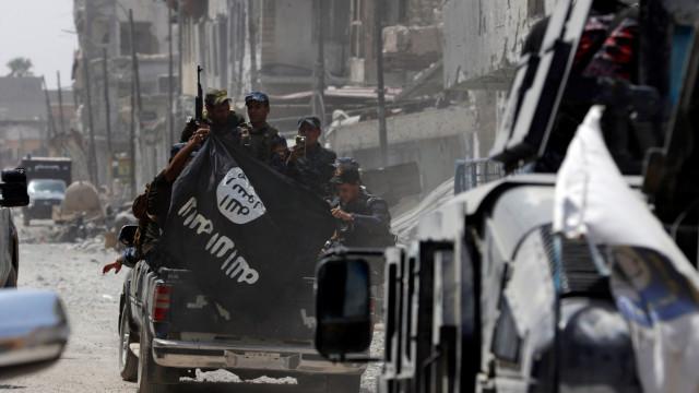 Serviço secreto dos EUA capturaram 5 líderes do Estado Islâmico