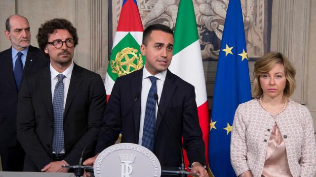 Populistas reabrem conversas para formar governo na Itália