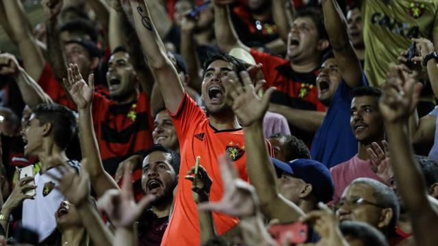 Sport Recife tem a maior torcida do Nordeste; confira o ranking