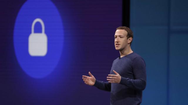 Executivo-chefe do Facebook apoia legislação sobre privacidade