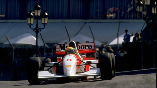 Ex-chefão da F1 compra McLaren de Senna por valor histórico