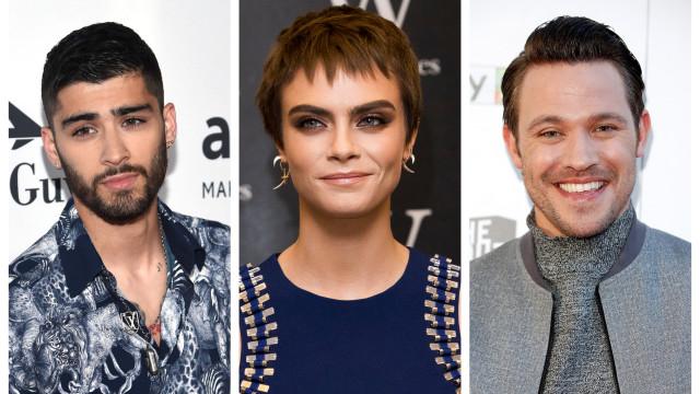 Essas celebridades assumiram ter transtornos mentais