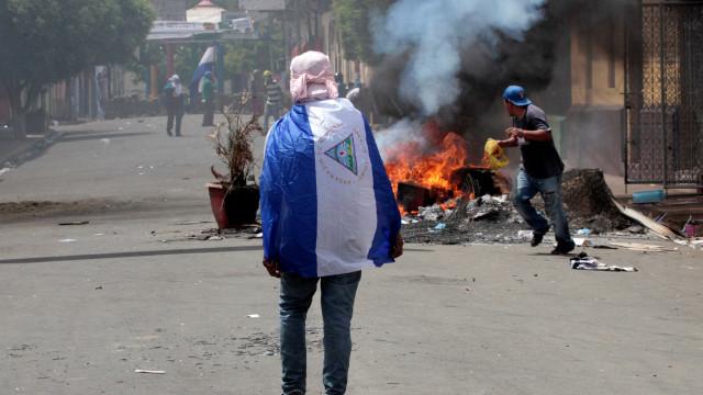 Ortega pede que comissão da OEA investigue mortes na Nicarágua