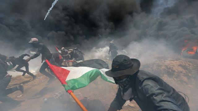 Potências internacionais pedem moderação israelense em Gaza