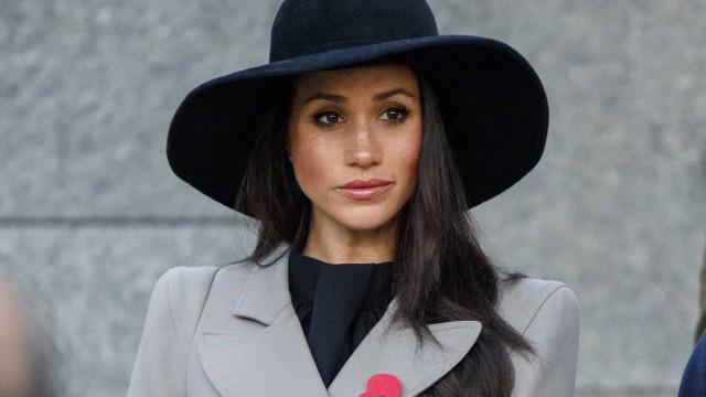 Meghan Markle é eleita ícone fashion mais poderoso de 2019