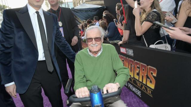 Fundador da Marvel, Stan Lee processa empresa e pede US$ 1 bilhão