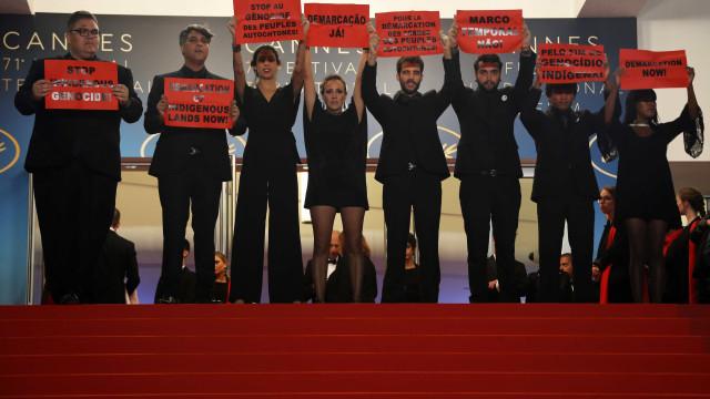 Filme brasileiro sobre aldeia indígena Krahô vence mostra em Cannes