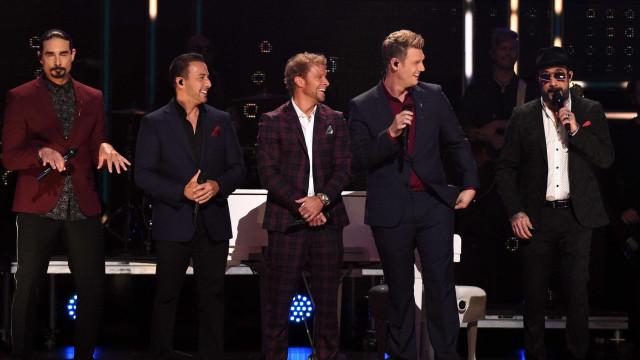Após hiato de 5 anos, Backstreet Boys lança música inédita