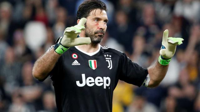 Buffon pode ser anunciado pelo PSG nos próximos dias, diz TV