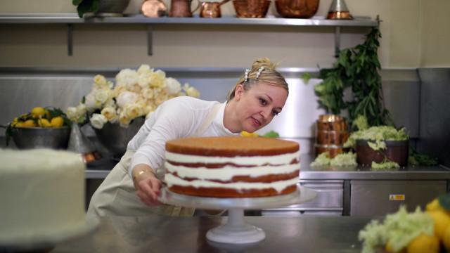Meghan e Harry terão bolo 'inusitado'