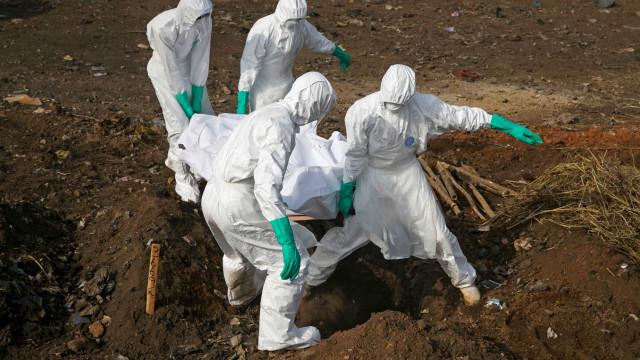 Surto de ebola no Congo foi contido em grande parte, diz OMS