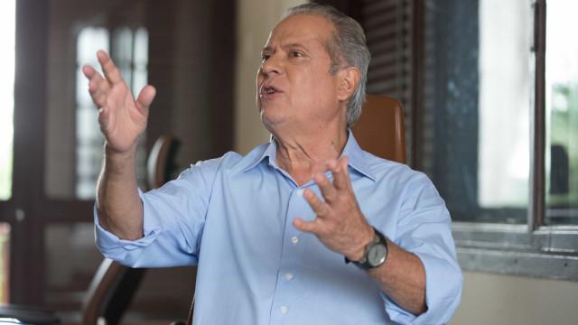 Pena de José Dirceu começará a ser cumprida em cela coletiva na Papuda