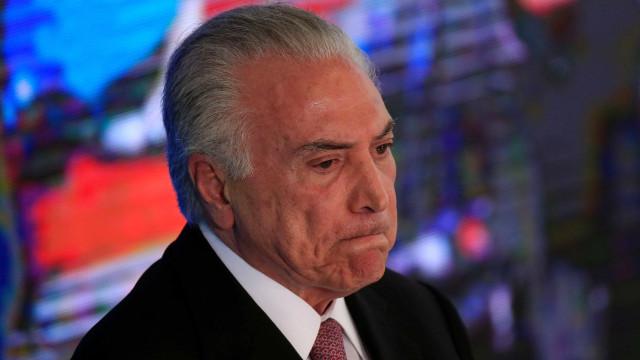 Lava Jato: Banco Central só acha mil reais na conta de filha de Temer