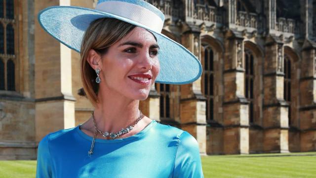 Chapéu é item obrigatório na cerimônia do casamento real