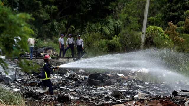 Não há brasileiros entre vítimas de avião em Cuba, informa Itamaraty