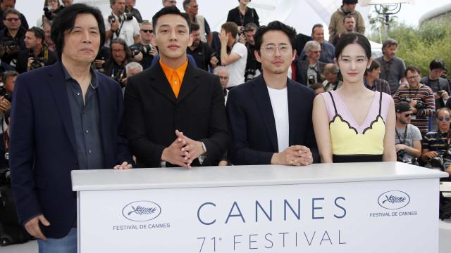 Filme sul-coreano 'Burning' vence prêmio da crítica em Cannes
