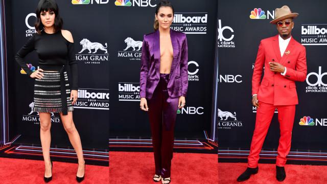 Os melhores (e piores) looks do Billboard Music Awards 2018