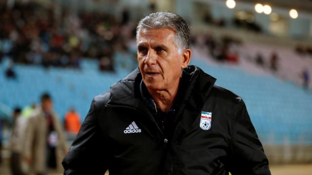Carlos Queiroz divulga lista do Irã para a Copa do Mundo com 24 nomes