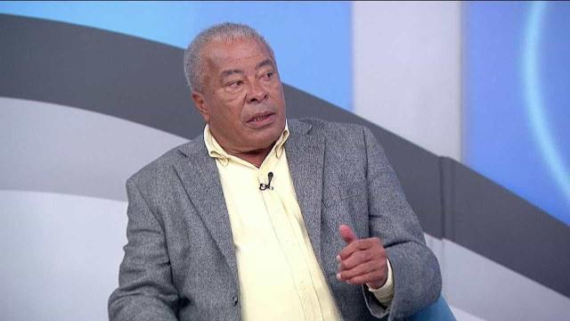 Jairzinho faz comentário machista sobre bandeirinha na TV
