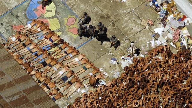 TJSP mantém anulação de julgamentos do massacre do Carandiru