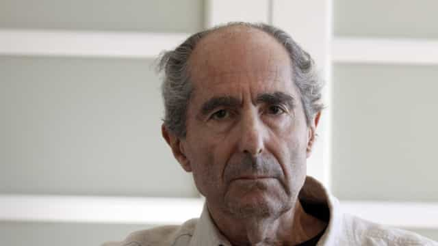 Escritor americano Philip Roth morre aos 85 anos