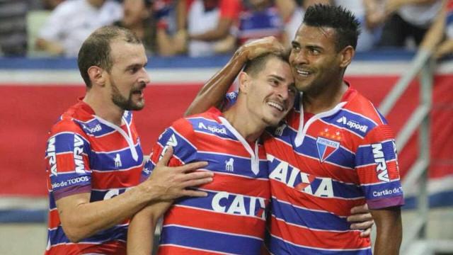 Fortaleza cede empate ao Avaí e aumenta jejum de vitórias em casa