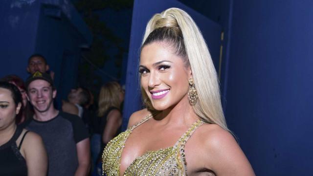 Lívia Andrade responde mulher que a chamou de 'rodada'