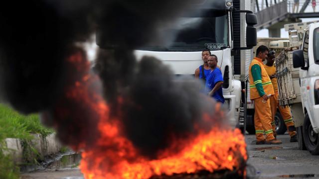 Liderança de caminhoneiros: protesto só para quando isenção virar lei