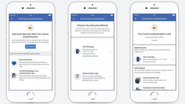 Agora está mais fácil tornar o Facebook seguro