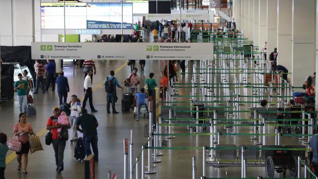 Homem com artefato suspeito é preso pela PF no Aeroporto de Brasília