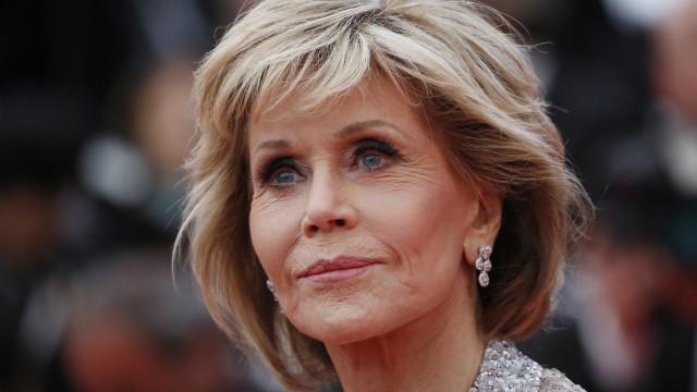 Jane Fonda receberá prêmio honorário do Globo de Ouro por seu ativismo social