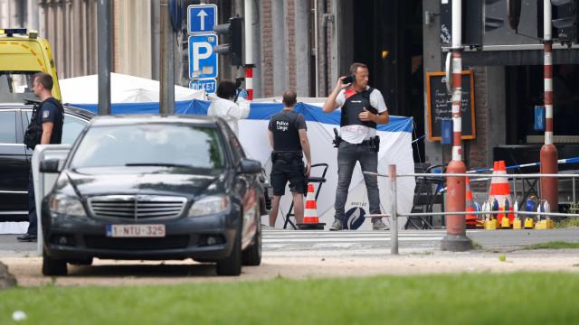 Autor de tiroteio em Liége saiu da prisão no dia anterior ao ataque