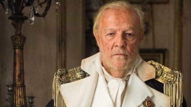 Ator veterano larga a Globo pela 2ª vez em 2 anos: 'Estou cansado'
