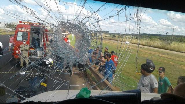 PF diz que suspeito de matar caminhoneiro em RO não foi preso