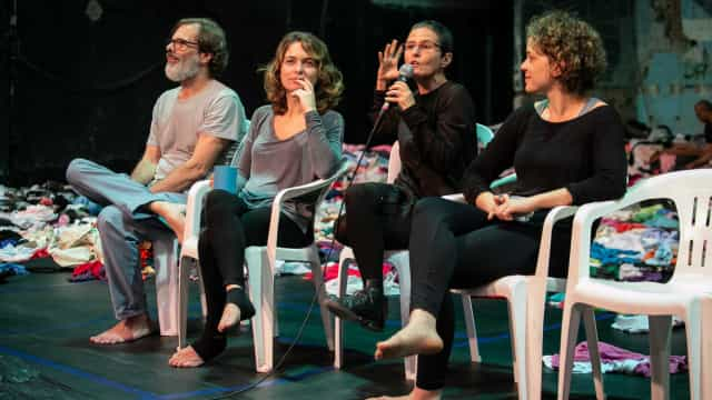 'PI - Panorâmica Insana' traz Cláudia Abreu e Leandra Leal em palco