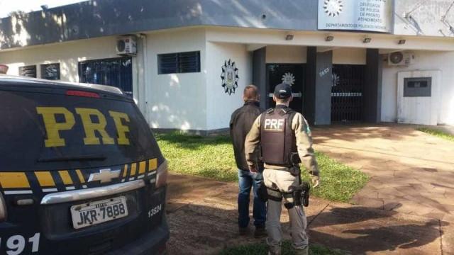 Homem condenado por estupro de vulnerável é detido pela PRF