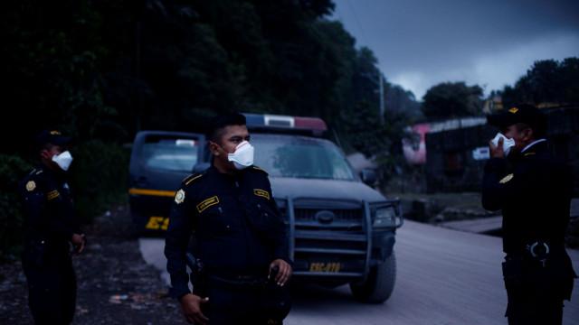 Israel anuncia ajuda à Guatemala após erupção de vulcão
