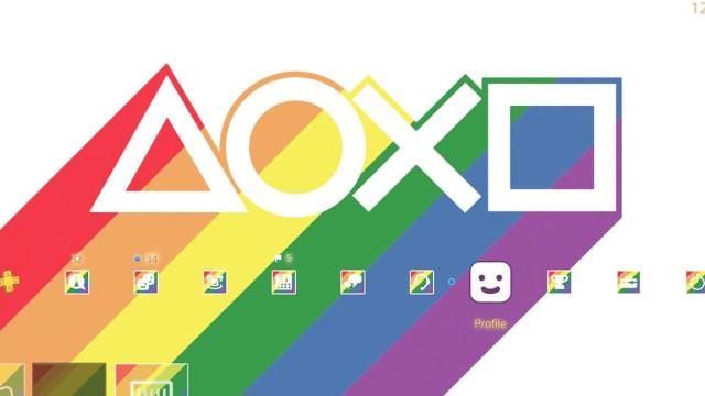 PlayStation celebra Orgulho LGBTQ com novo tema