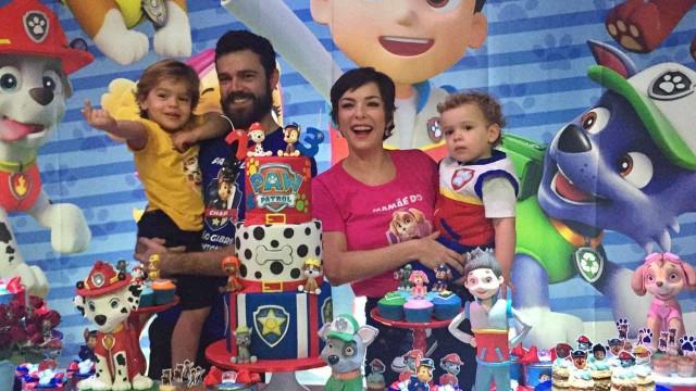 Regiane Alves está separada do filho de Regina Duarte, diz colunista
