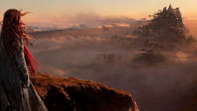 Realizador de 'Senhor dos Anéis' revela trailer de 'Máquinas Mortais'