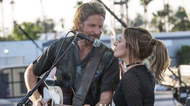 Lady Gaga e Bradley Cooper cantam 'Shallow' pela 1ª vez juntos