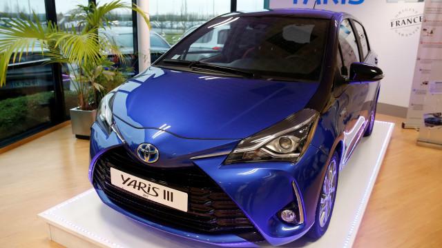 Toyota lança o Yaris em versões hatch e sedã, a partir de R$ 59,6 mil