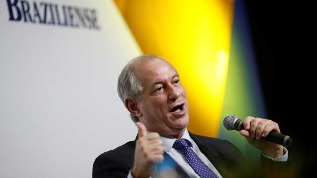 Ciro: 'Sugestões do centrão são bem-vindas e não ferem princípios'